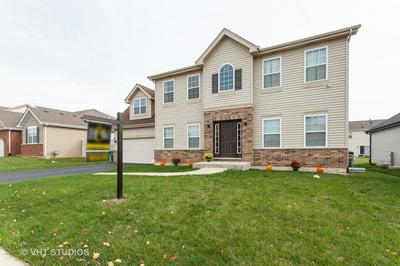 727 N MISTY RIDGE DR, Romeoville, IL 60446 - Photo 1