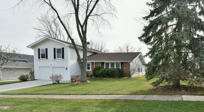 1165 ROSEDALE LN, Hoffman Estates, IL 60169 - Photo 1