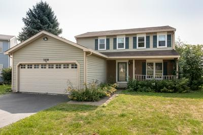 360 JUNIPER CT, Carol Stream, IL 60188 - Photo 1