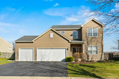 350 STEEPLECHASE WAY, Lake In The Hills, IL 60156 - Photo 1