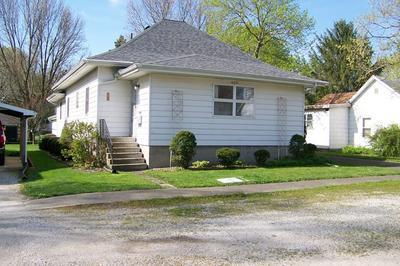 607 E WALNUT ST, Fairbury, IL 61739 - Photo 1
