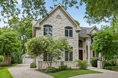 110 COLUMBIA AVE, Hinsdale, IL 60521 - Photo 2