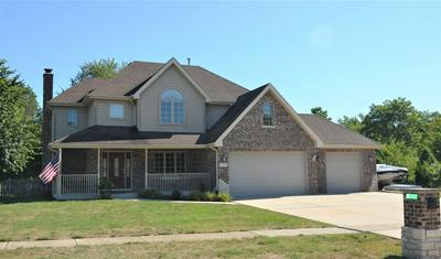 21501 S WOODED COVE DR, Elwood, IL 60421 - Photo 1