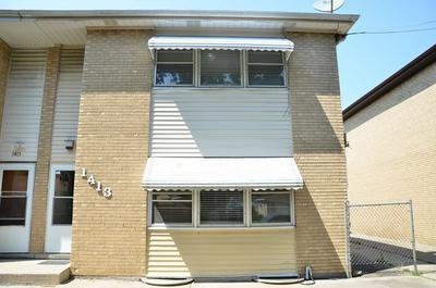 1413 W LE MOYNE ST, Melrose Park, IL 60160 - Photo 1