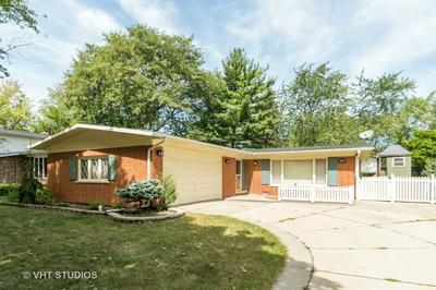 715 W FITZHENRY CT, Glenwood, IL 60425 - Photo 1
