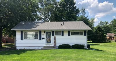 604 N FRONT ST, Monticello, IL 61856 - Photo 1