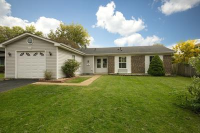 8215 KENSINGTON LN, Hanover Park, IL 60133 - Photo 1