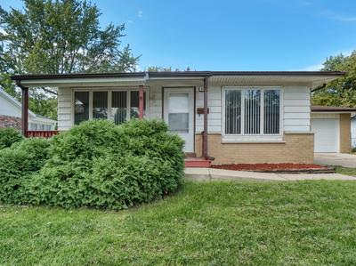 606 N CARROLL PKWY, Glenwood, IL 60425 - Photo 1