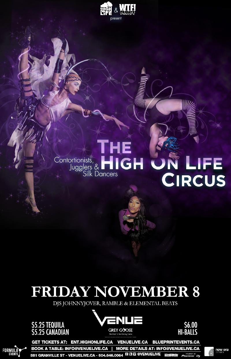 Blueprint events high on life presents the circus venue high on life presents the circus venue malvernweather Images