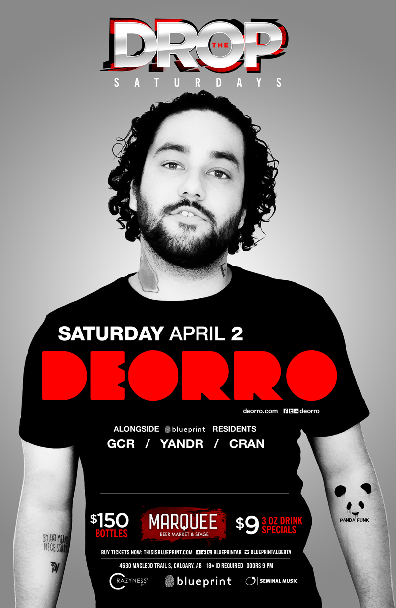 Blueprint alberta blueprint presents deorro marquee blueprint presents deorro marquee malvernweather Gallery