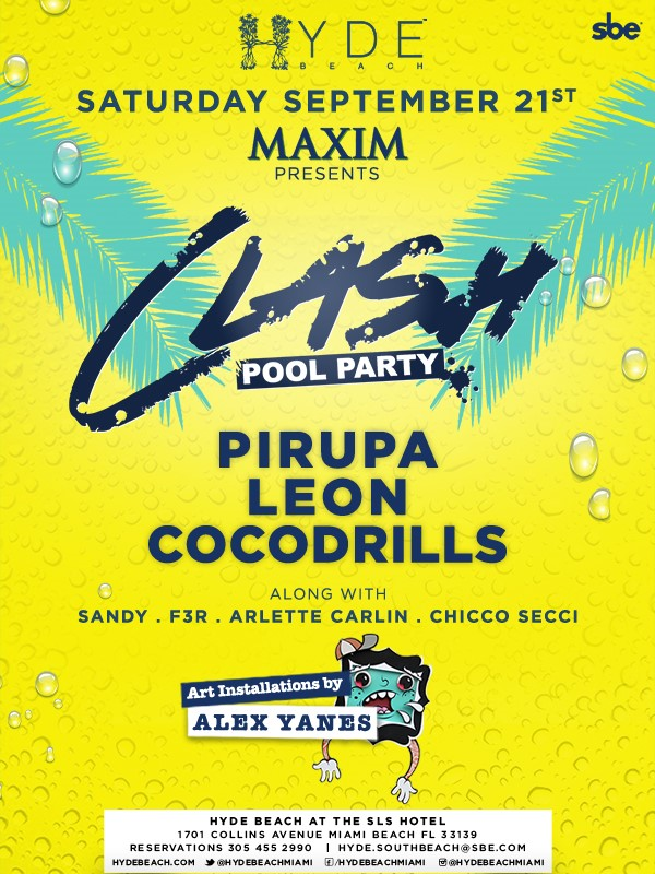 sbeplay clash pool party l