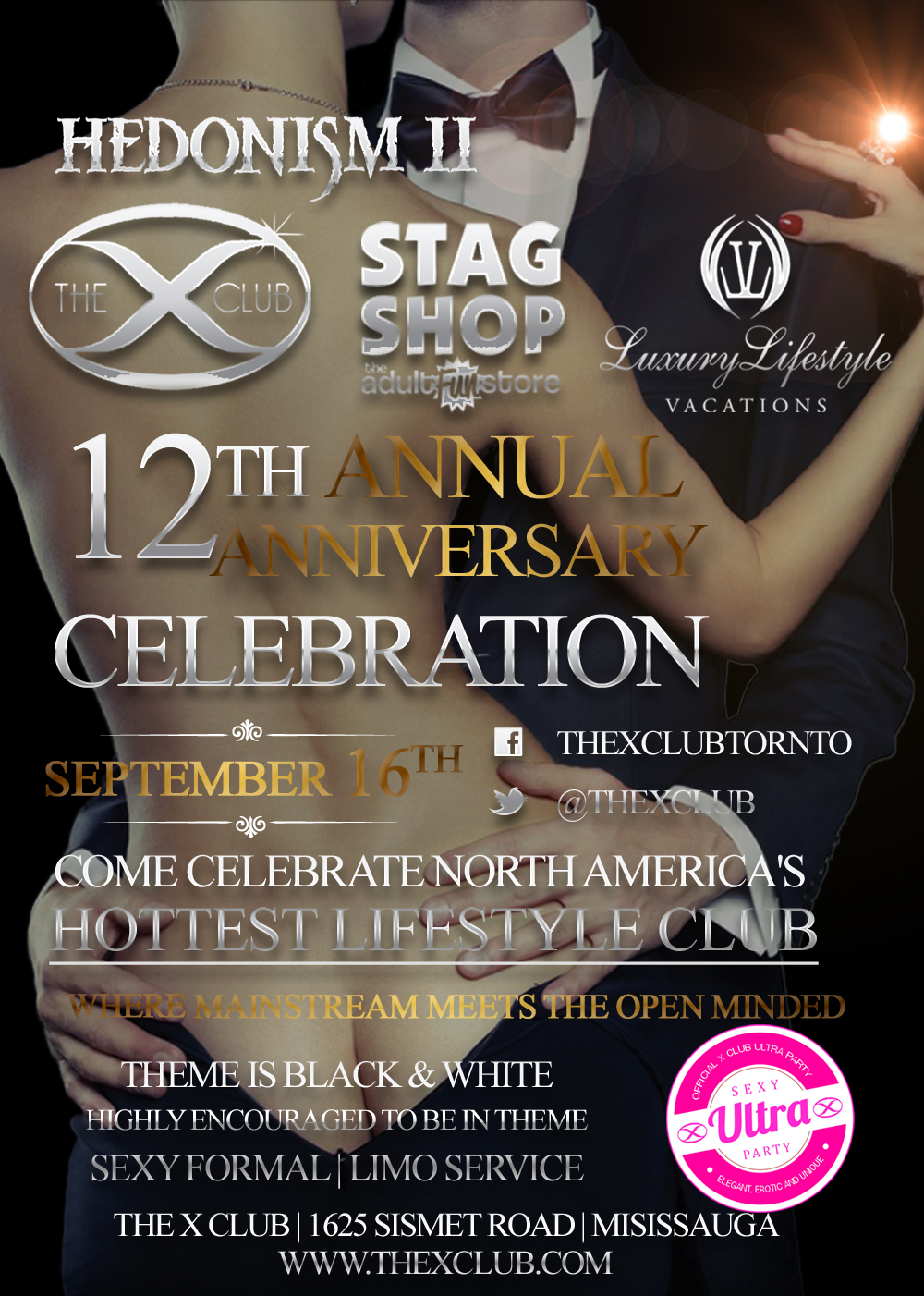 The X Club :: Upcoming Events