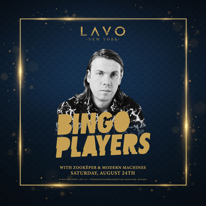 LAVO New York :: Upcoming Events