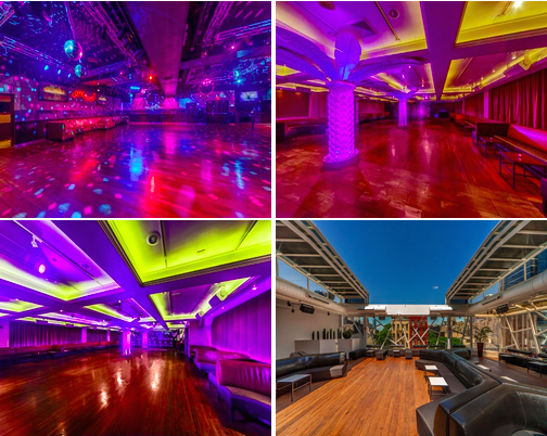 after prom party venues essex