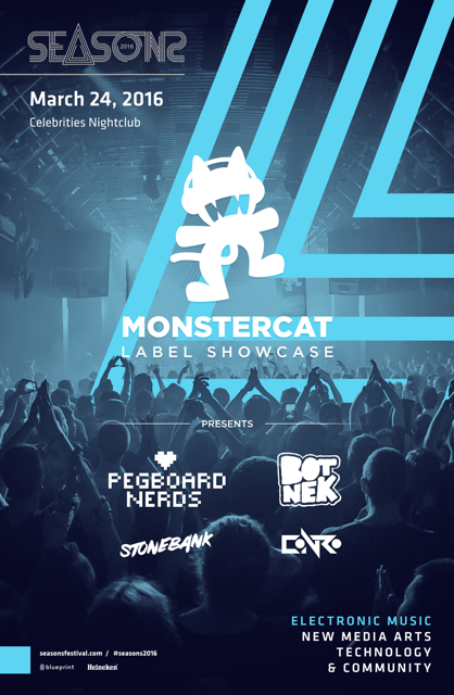 Blueprint events monstercat showcase seasons2016 celebrities purchase tickets malvernweather Image collections