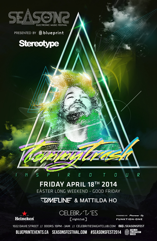 Blueprint events sold out tommy trash seasons festival tommy trash seasons festival celebrities malvernweather Gallery