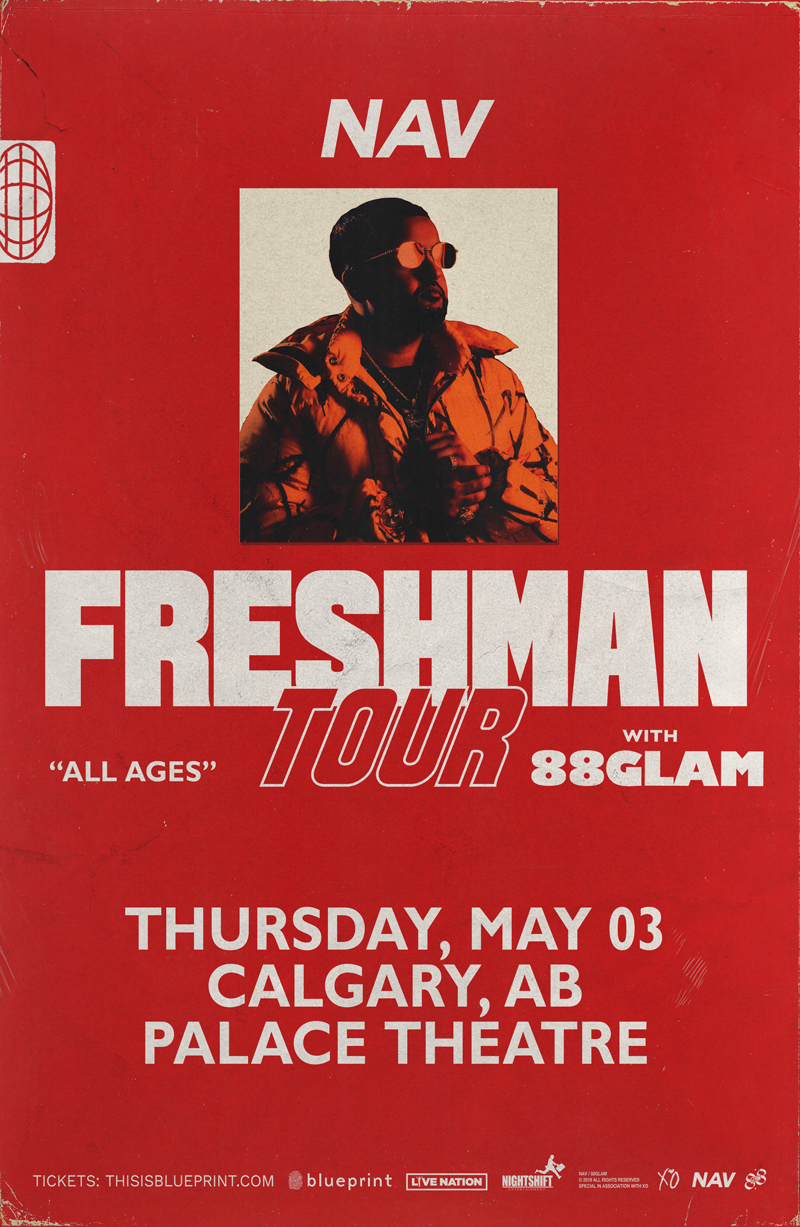 Blueprint alberta nav freshman tour w 88glam all ages nav freshman tour w 88glam all ages palace theatre malvernweather Images