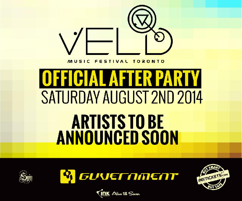 VELD AFTER PARTY DAY 1