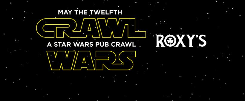 Crawl Wars - A Star Wars Pub Crawl :: Citrine Entertainment