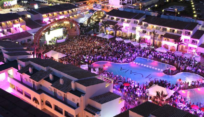 sbePLAY :: MIAMI MUSIC WEEK - SLS Hotel Day Time - NERVO & Gareth Emery