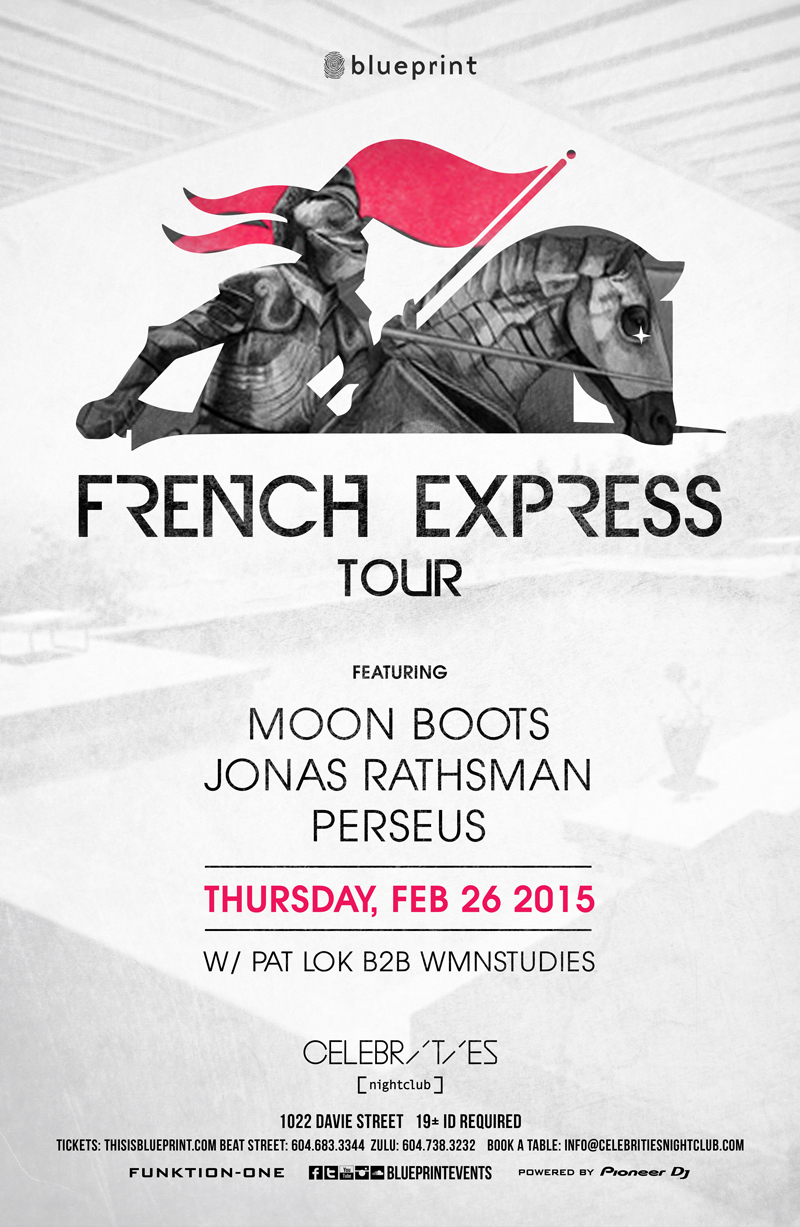 Blueprint events french express tour celebrities french express tour celebrities malvernweather Images