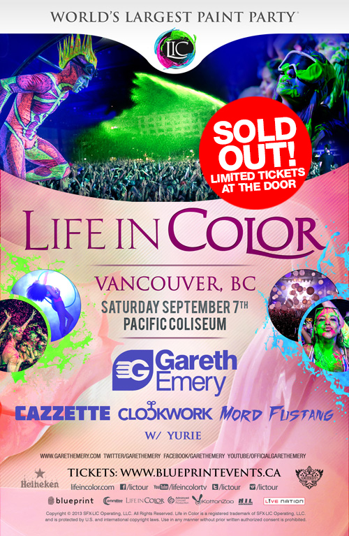 Blueprint events gareth emery cazzette clockwork mord fustang gareth emery cazzette clockwork mord fustang life in color all ages licvan pne coliseum malvernweather Image collections