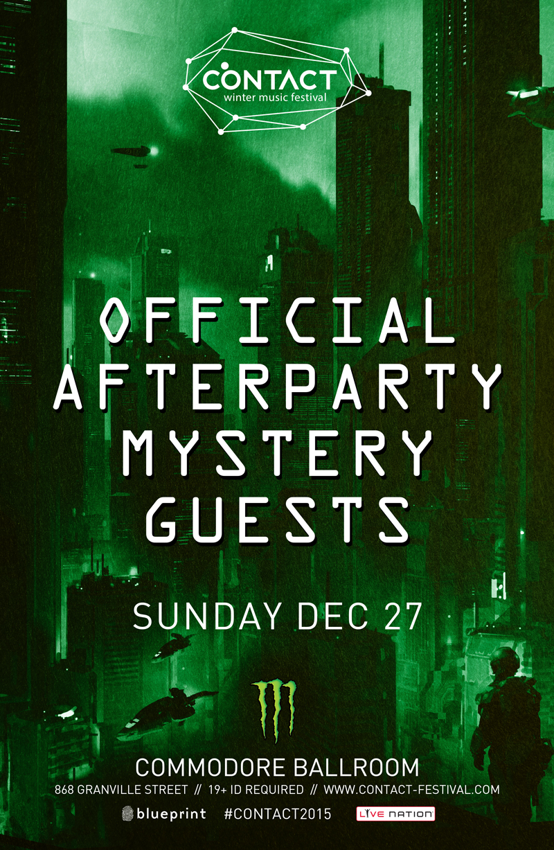 Blueprint events contact2015 day 2 official afterparty ft contact2015 day 2 official afterparty ft mystery guests commodore malvernweather Image collections