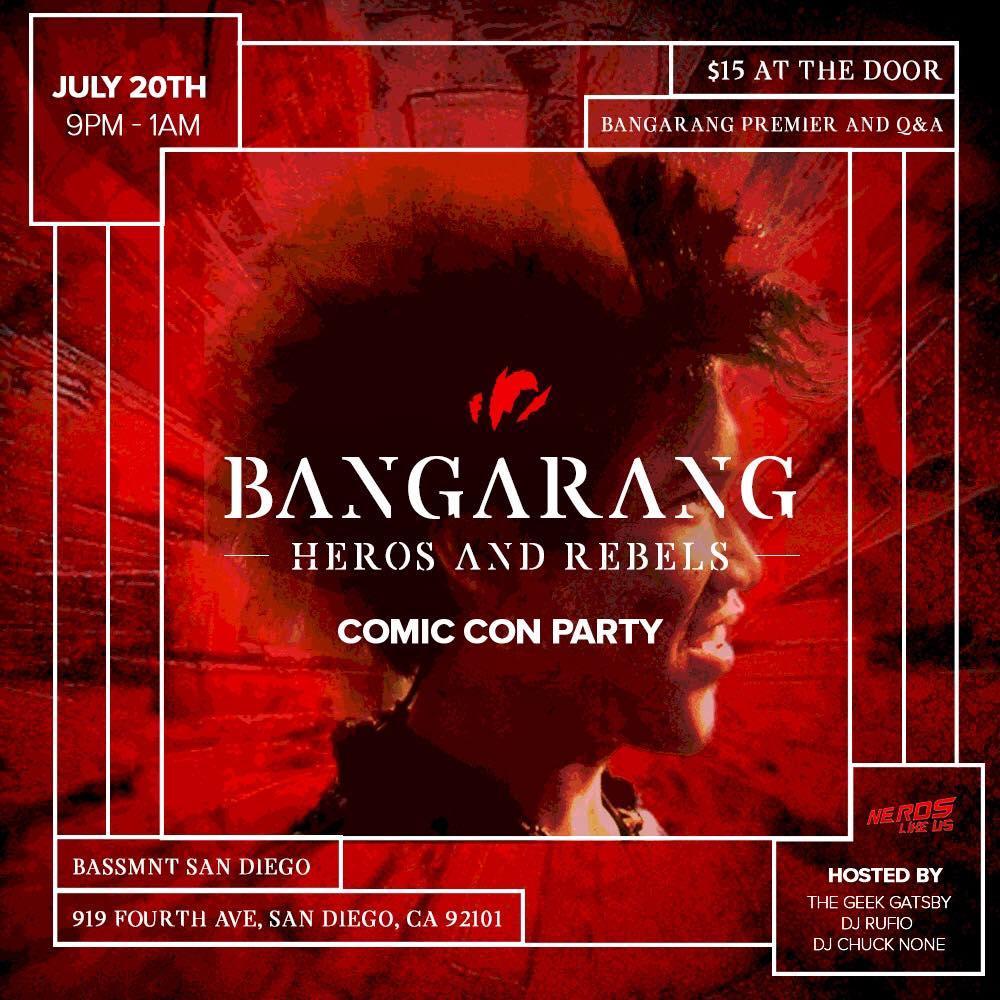 Bassmnt Bangarang Heroes And Rebels At Bassmnt Thursday 720