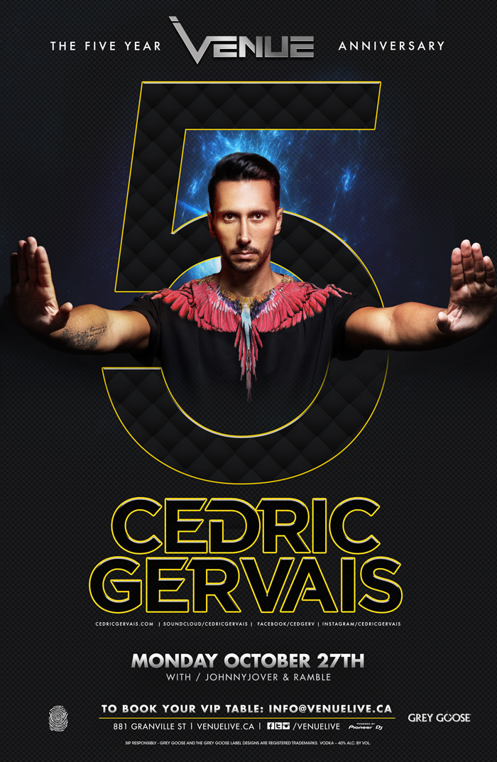 Blueprint events venue5yr w cedric gervais venue venue5yr w cedric gervais venue special event malvernweather Images
