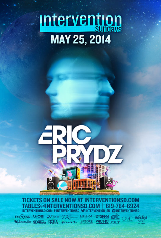 INTERVENTION WITH ERIC PRYDZ