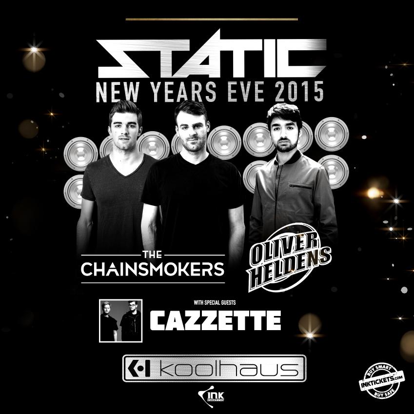 STATIC NYE 2015