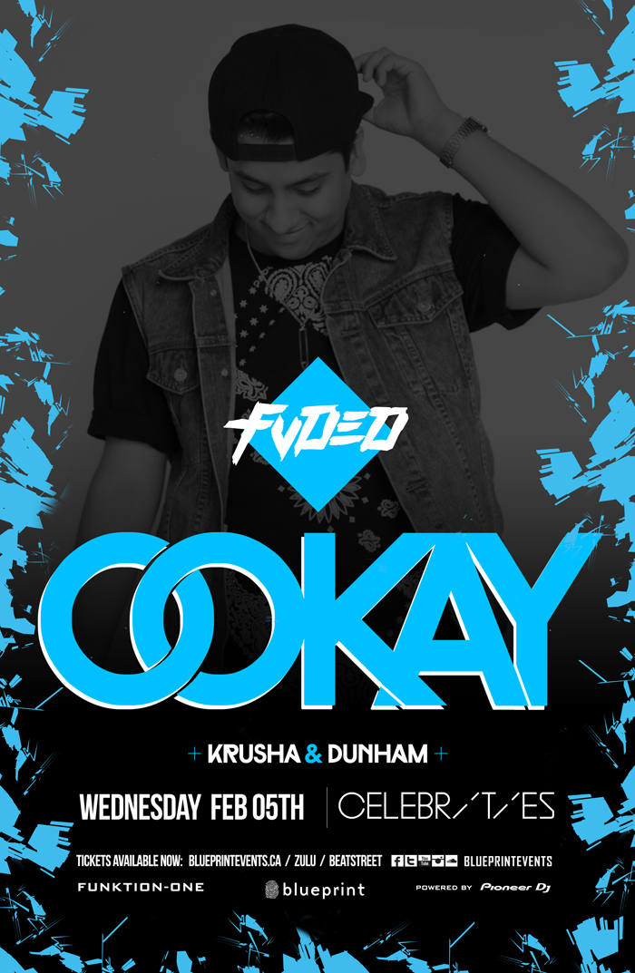 Blueprint Events :: OOKAY :: #FVDED
