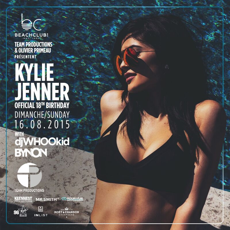 Beach Club Pointe Calumet Kylie Jenner