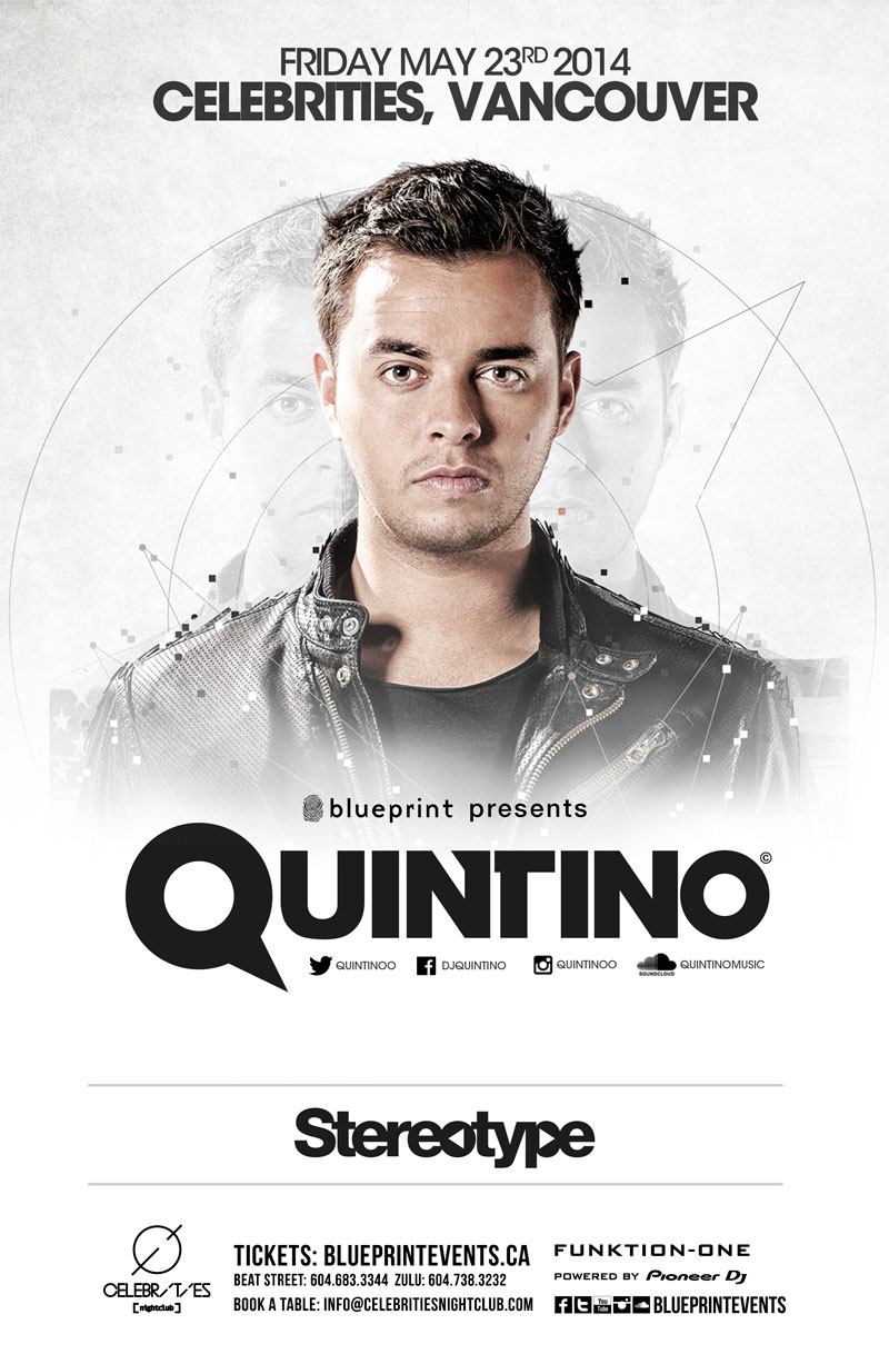 Blueprint events quintino stereotypefridays celebrities quintino stereotypefridays celebrities malvernweather Images