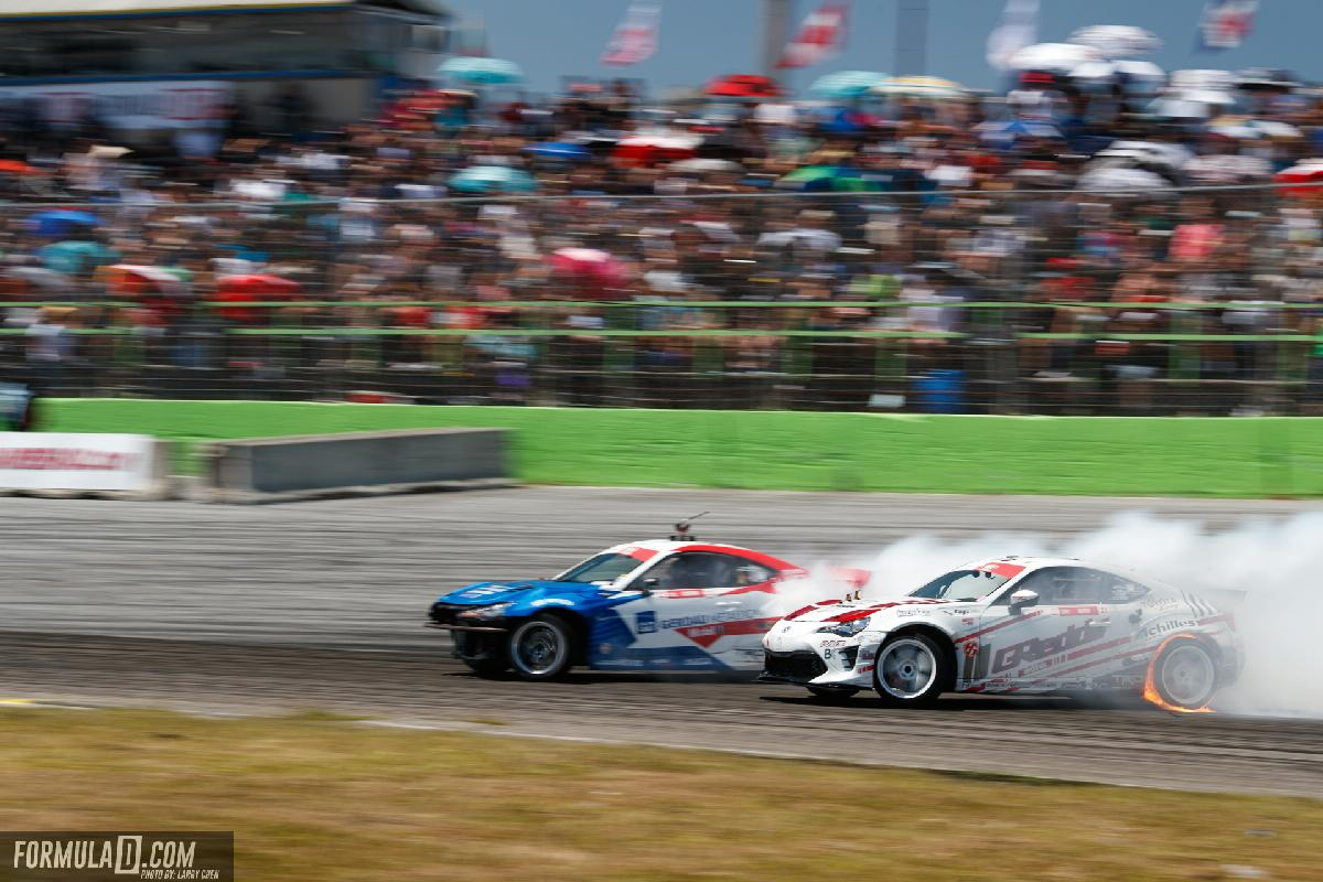 Formula Drift Orlando | May 28th - May 30th