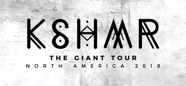 KSHMR: The Giant Tour at New City Gas | Saturday November 10