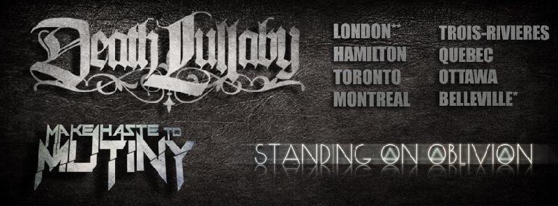 Death Lullaby @ London