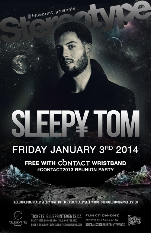 Blueprint events sleepy tom contact2013 reunion party performing artists click on artist for reviews and previews malvernweather Images