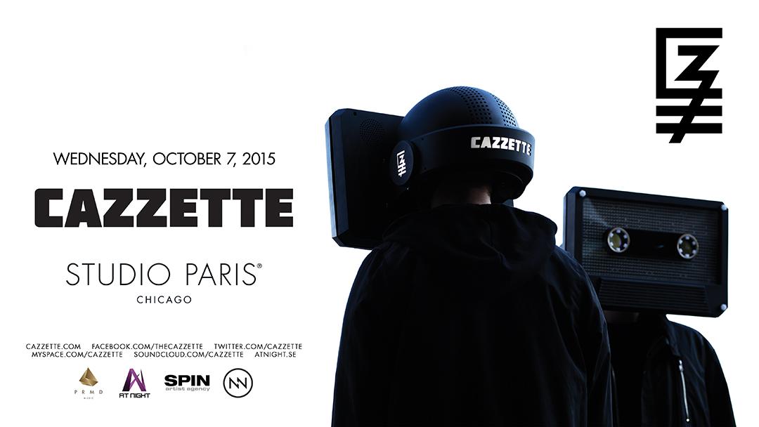 Cazzette at studio paris studio paris for Table fifty two 52 w elm st chicago il 60610