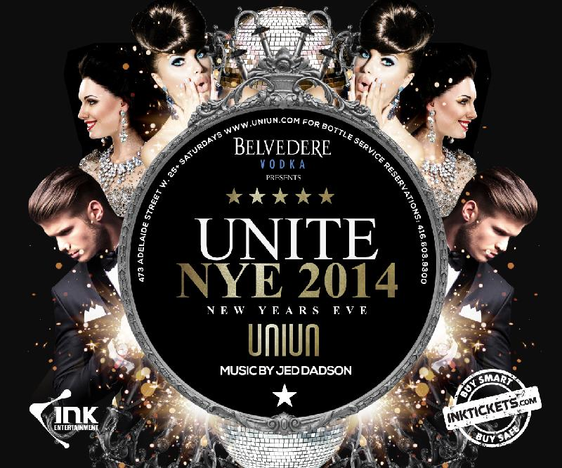 UNITE NYE 2014