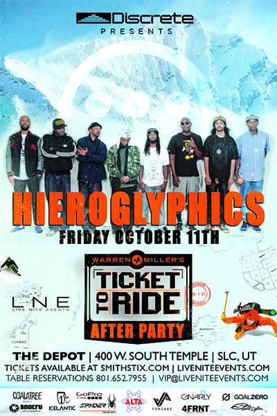 Hieroglyphics Live at The Depot  101113