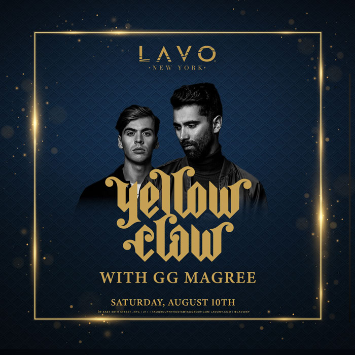 Yellow Claw :: LAVO New York