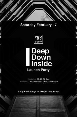 Blueprint events projekt deep down inside launch sapphire projekt deep down inside launch sapphire malvernweather Choice Image