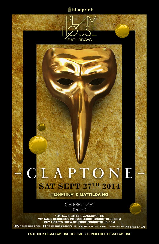 Blueprint events claptone celebsplayhouse celebrities malvernweather Images