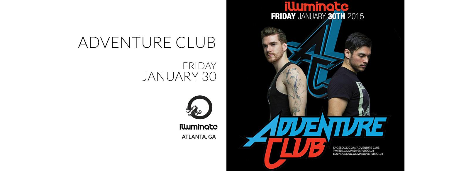 Adventure Club @ Opera Nightclub