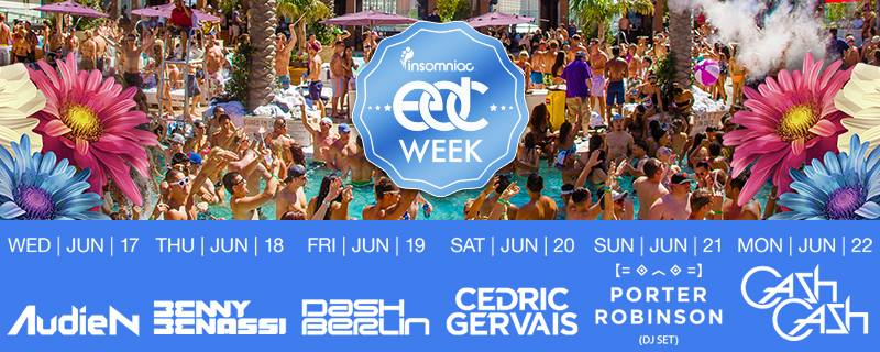 EDC Week at Marquee Las Vegas