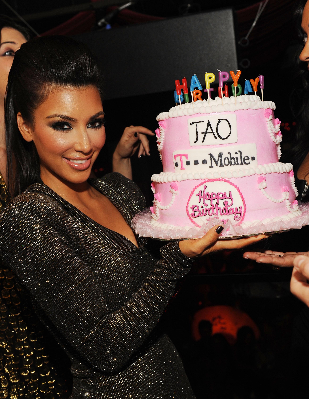 Kardashians at TAO