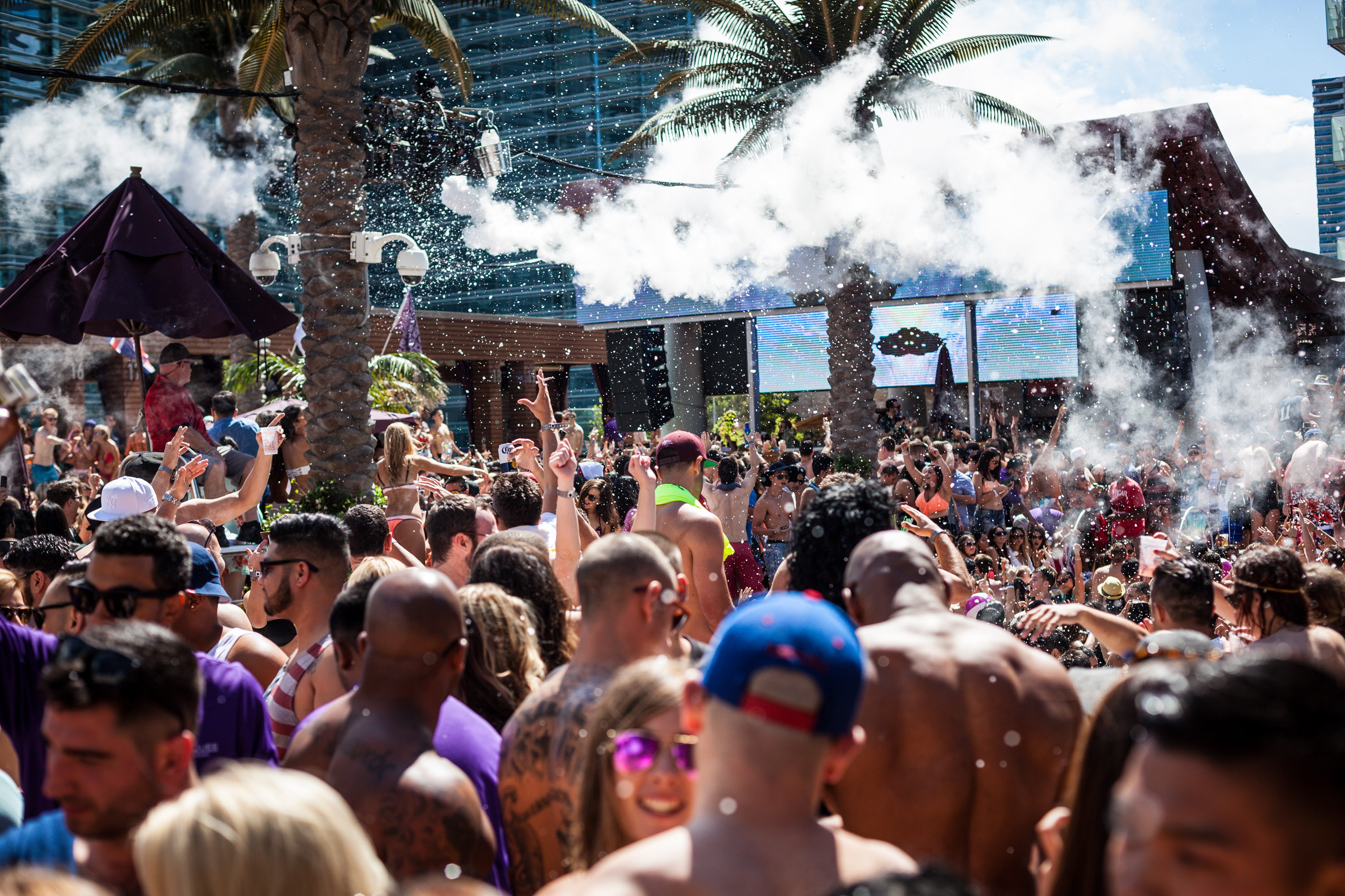 Las Vegas Marquee Dayclub Memorial Day Weekend