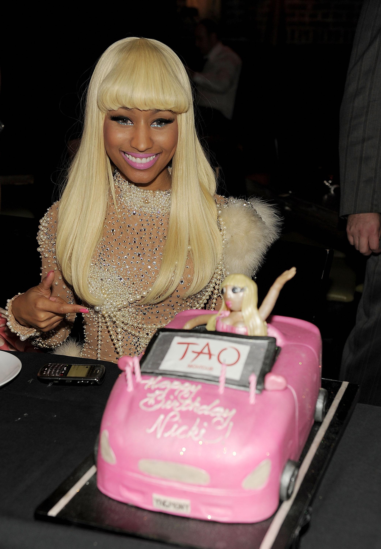 Nicki Minaj TAO LAs Vegas