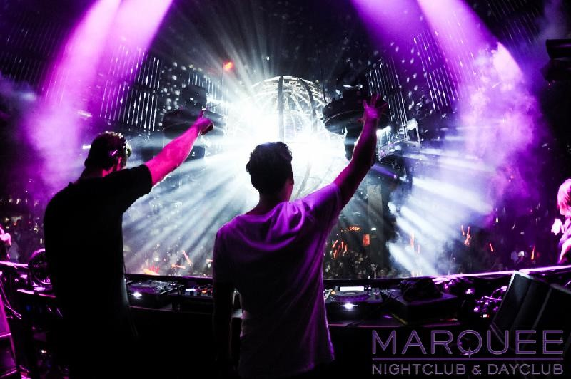 marquee nightclub dj booth